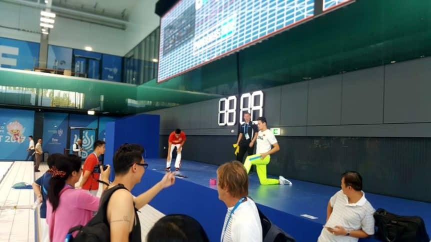 Sun Yang Strength Training Dr. John Mullen Consultation