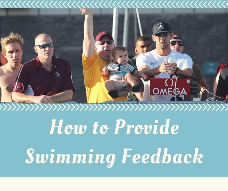 bob bowman swimming feedback