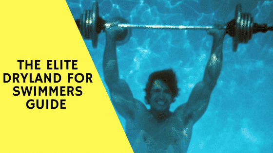 The Elite Dryland for Swimmers Guide